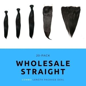 Whole sale Hair package